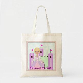 Princess Castle Bag 2 Personalized Blonde