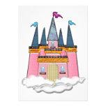Princess Castle Invitations