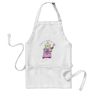 Princess Casts a Spell Adult Apron