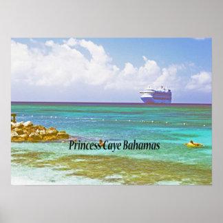 Princess Caye Poster
