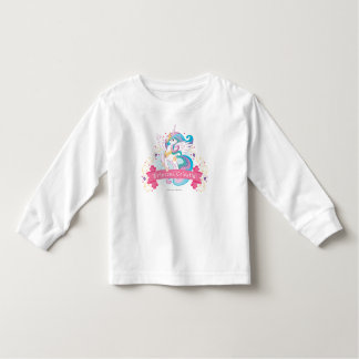Princess Celestia Banner Toddler T-shirt