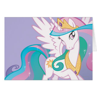 Princess Celestia Card