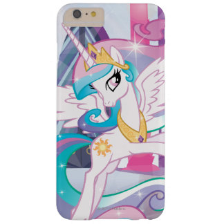 Princess Celestia Barely There iPhone 6 Plus Case