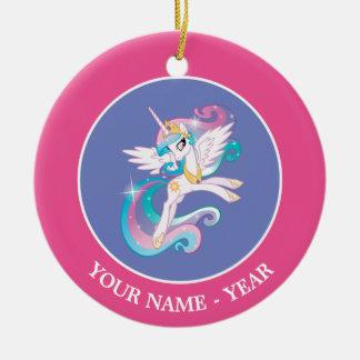 Princess Celestia Ceramic Ornament
