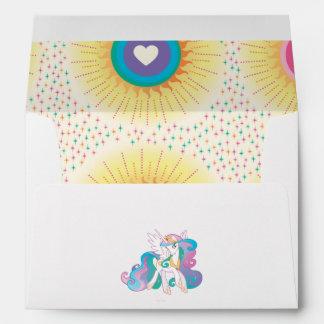 Princess Celestia Envelope