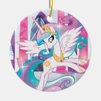 Princess Celestia Christmas Tree Ornaments
