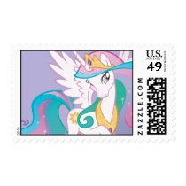 Princess Celestia Postage