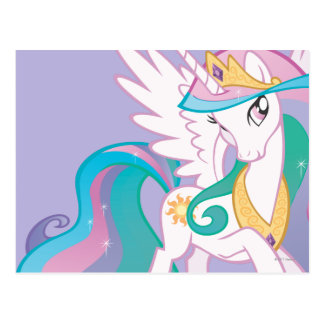 Princess Celestia Postcard