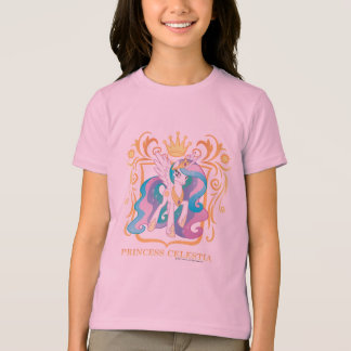 Princess Celestia with Crown T-Shirt