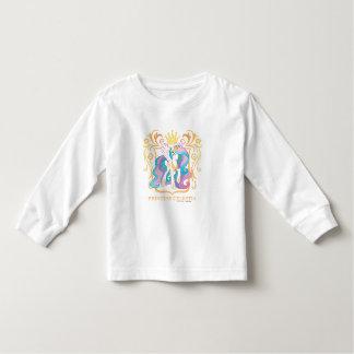Princess Celestia with Crown Toddler T-shirt