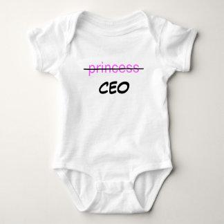 Princess CEO Baby Bodysuit