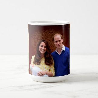 Princess Charlotte Elizabeth Diana Classic White Coffee Mug