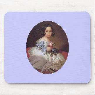 Princess Charlotte of Belgium Mouse Pad
