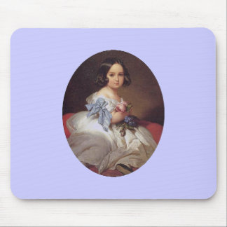 Princess Charlotte of Belgium Mouse Pad