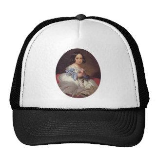 Princess Charlotte of Belgium Trucker Hat