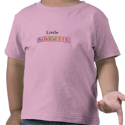 Princess - Chemistry Geek Toddler T-Shirt