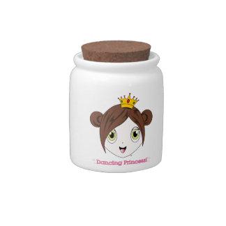 Princess Cherry™ Candy Jar