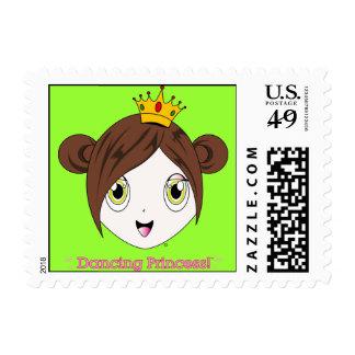 Princess Cherry™ Stamps