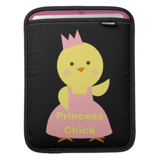 Princess Chick iPad Sleeve