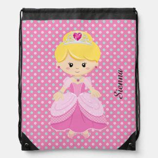 Princess Cinch Bags