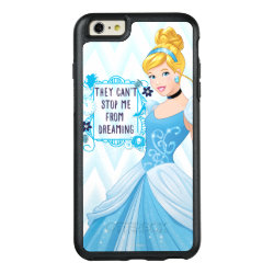 OtterBox Symmetry iPhone 6/6s Plus Case with They Can't Stop Me From Dreaming design