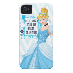 Case-Mate iPhone 4 Barely There Universal Case with They Can't Stop Me From Dreaming design