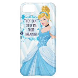 Case-Mate Barely There iPhone 5C Case with They Can't Stop Me From Dreaming design