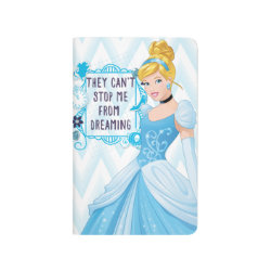 Pocket Journal with They Can't Stop Me From Dreaming design