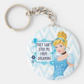 Princess Cinderella Keychains