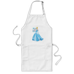 Long Apron with They Can't Stop Me From Dreaming design