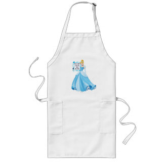 Princess Cinderella Long Apron