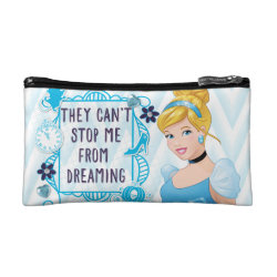 Small Cosmetic Bag with They Can't Stop Me From Dreaming design