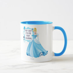 Combo Mug with They Can't Stop Me From Dreaming design