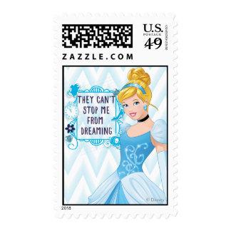 Princess Cinderella Postage
