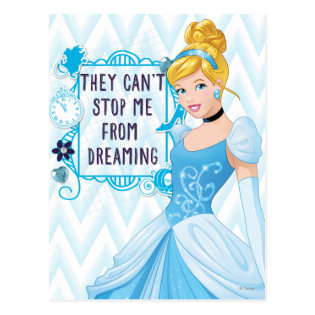 Princess Cinderella Postcard
