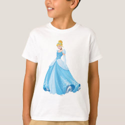 Kids' Hanes TAGLESS® T-Shirt with They Can't Stop Me From Dreaming design