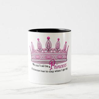 Princess Coffee Mug Two-Tone Mug