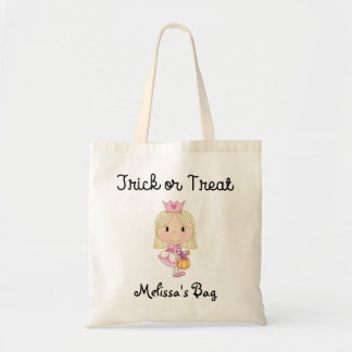 Princess costume Trick or Treat Bag II