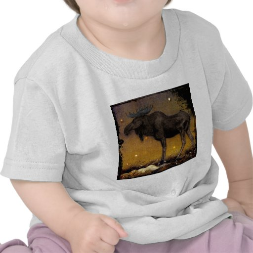 Princess Cotton Asleep in Flowers T-shirts