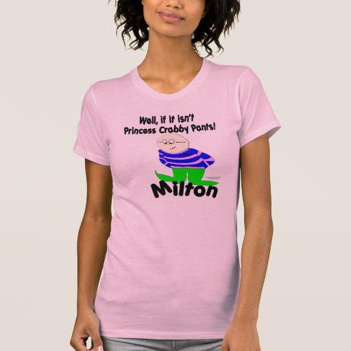 Princess Crabby Pants T-shirt