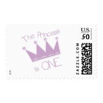 Princess Crown 1st Birthday Tshirts and Gifts Postage