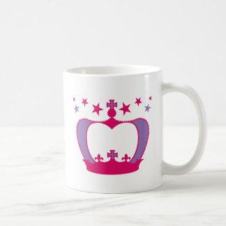 Princess Crown Coffee Mug