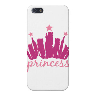 Princess Crown iPhone 5 Cases