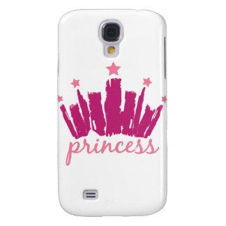 Princess Crown Samsung Galaxy S4 Covers