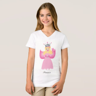 Princess Crown Young Maiden Fairy Angel Tshirt