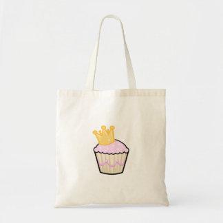 Princess Cupcake Tote Bag