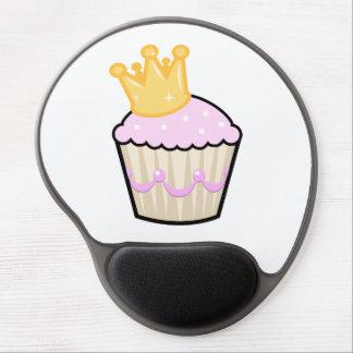 Princess Cupcake Gel Mouse Pads