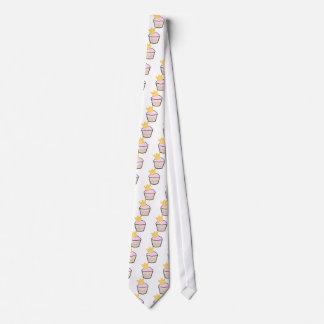 Princess Cupcake Neck Tie