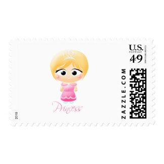 Princess Cutie Patootie Postage
