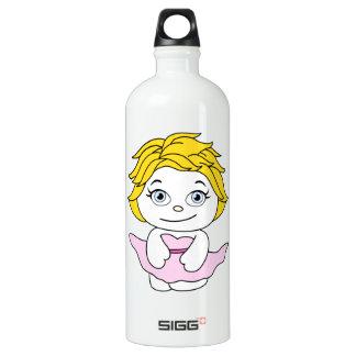 Princess Dancing Cartoon SIGG Traveler 1.0L Water Bottle